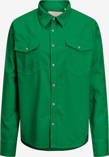 JJXX Bluse 'Hanna' in grün, Produktansicht