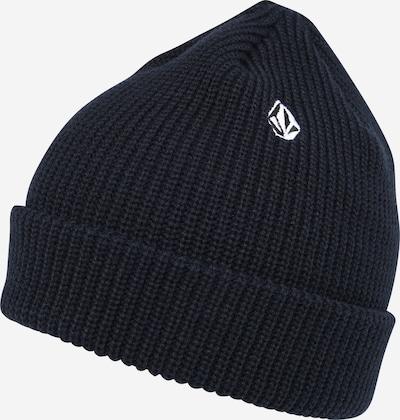Volcom Mütze 'FULL STONE' in nachtblau / weiß, Produktansicht