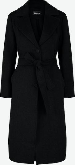 PIECES Mantel 'Sisun' in schwarz, Produktansicht