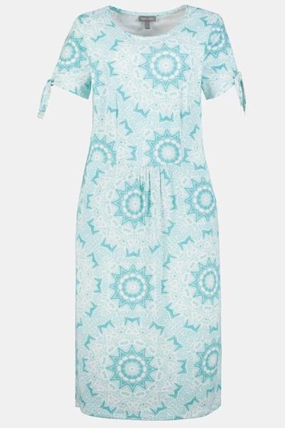 Gina Laura Kleid in blau / türkis, Produktansicht