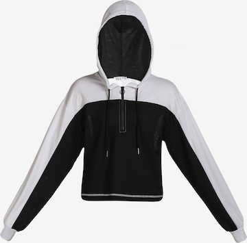 myMo ATHLSR Athletic Sweater in White