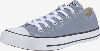 CONVERSE Sneakers laag 'Chuck Taylor All Star' in de kleur Smoky blue / Zwart / Wit, Productweergave