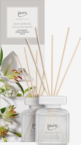 ipuro Raumduft 'White-Lily' in Transparent