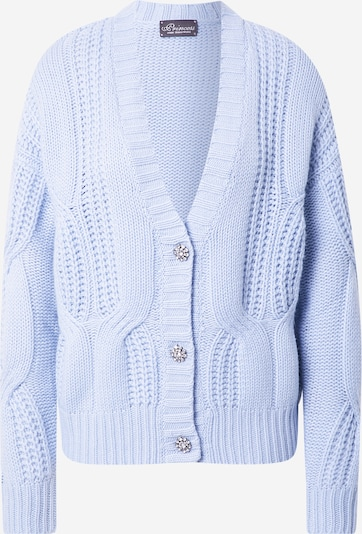 PRINCESS GOES HOLLYWOOD Knit Cardigan in Smoke blue, Item view