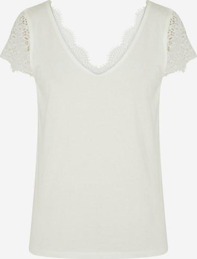 NAF NAF T-SHIRT ' BEATRICE ' in weiß, Produktansicht