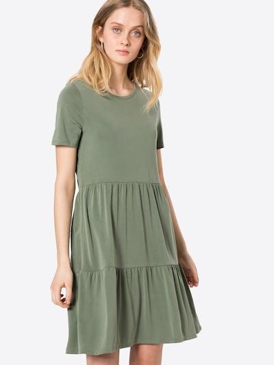 VERO MODA Kleid in grün, Modelansicht