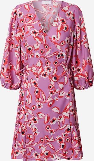Rochie 'DID' Ottod'Ame pe roz închis / roșu / negru / alb, Vizualizare produs