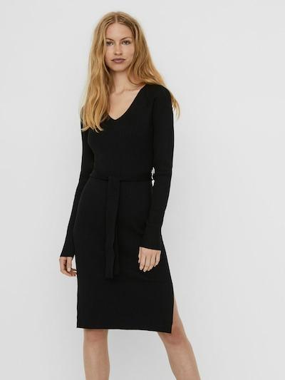 VERO MODA Kleid 'BARBARA' in schwarz, Modelansicht