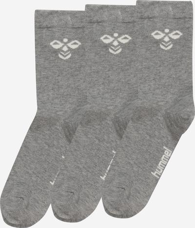 Hummel Socken 'SUTTON' in grau / weiß, Produktansicht