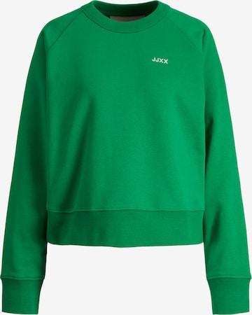 JJXX Sweatshirt 'Caitlyn' i grønn