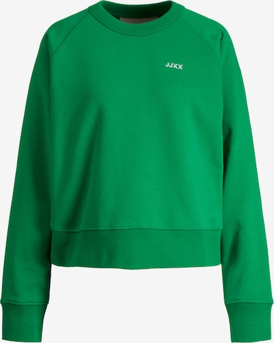 JJXX Sweatshirt 'Caitlyn' in grün, Produktansicht