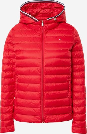 Žieminė striukė iš TOMMY HILFIGER, spalva – raudona, Prekių apžvalga