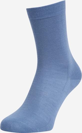 FALKE Socken 'Softme' in rauchblau, Produktansicht