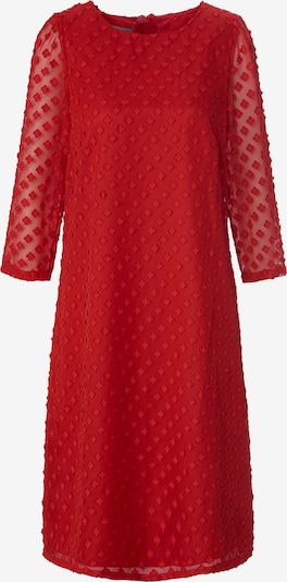 Uta Raasch Kleid in rot, Produktansicht
