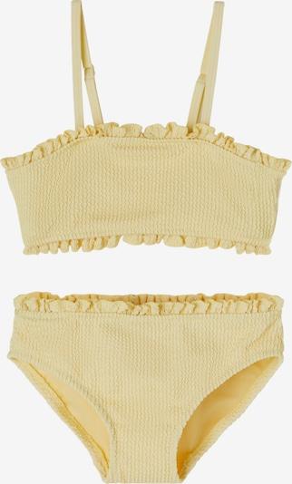 NAME IT Bikini 'Filippa' in hellgelb, Produktansicht