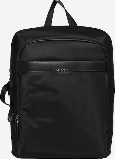 HUGO Rucksack 'Luxown' in schwarz, Produktansicht