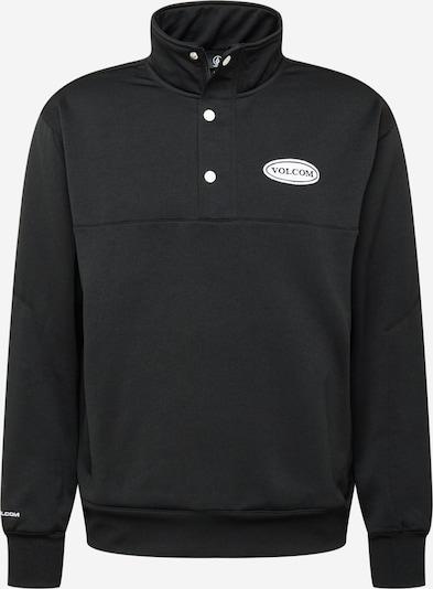 Volcom Sportsweatshirt in schwarz, Produktansicht