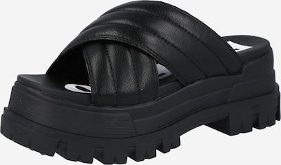 BUFFALO Pantolette i svart, Produktvy