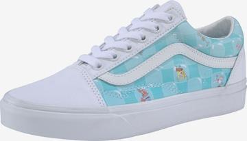 VANS Sneaker in Blau