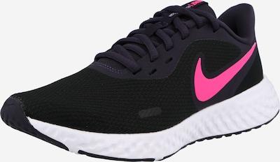 Sneaker de alergat 'Revolution 5' NIKE pe roz / negru, Vizualizare produs
