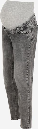 Jeans 'Utah' Mamalicious Curve pe negru denim, Vizualizare produs