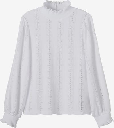 LMTD Bluse 'Flace' in weiß, Produktansicht