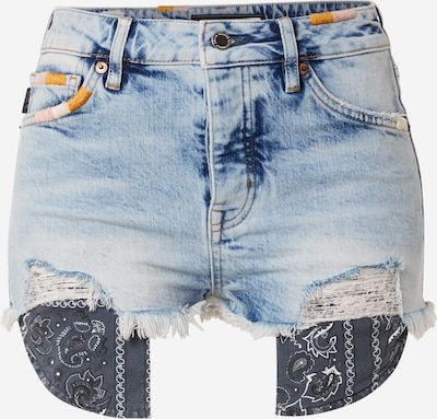 Superdry Shorts in blau, Produktansicht