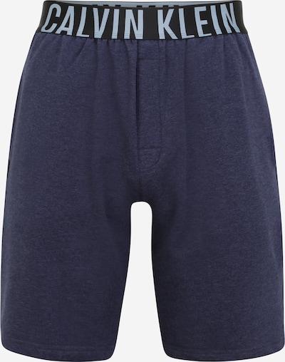 Calvin Klein Underwear Pyjamabroek in de kleur Donkerblauw / Zwart / Wit, Productweergave