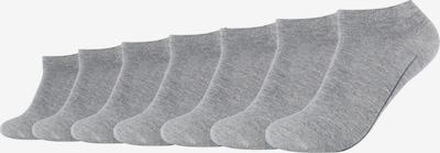 camano Socken in grau, Produktansicht