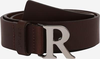 REPLAY Gürtel 'Cintura' in kastanienbraun, Produktansicht