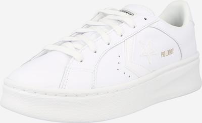 Sneaker low CONVERSE pe alb, Vizualizare produs