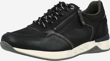 MUSTANG Sneaker low i svart