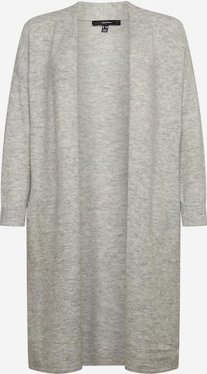 Vero Moda Curve Cardigan 'Tugaiva' en gris chiné, Vue avec produit