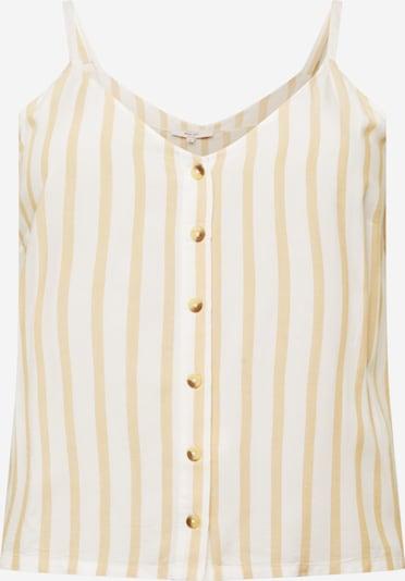 Top 'Sena ' ABOUT YOU Curvy di colore beige / bianco, Visualizzazione prodotti