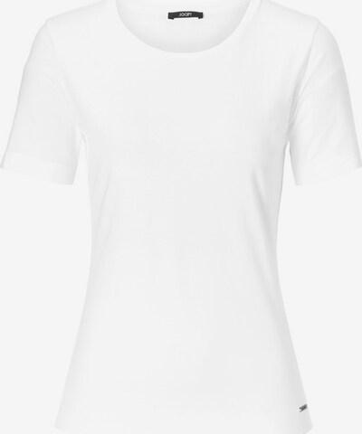 JOOP! T-Shirt ' Tess ' in weiß, Produktansicht