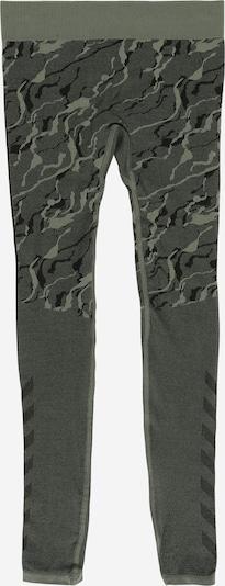 Pantaloni sport 'SPUN' Hummel pe kaki / oliv / negru, Vizualizare produs
