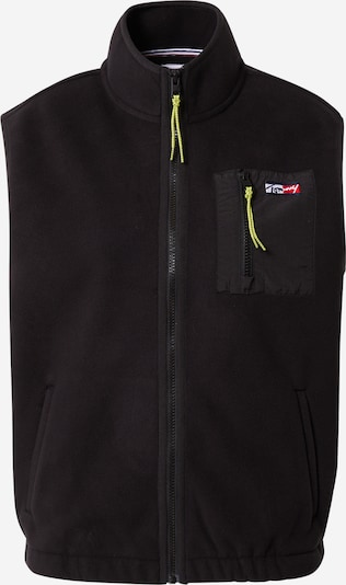 Tommy Jeans Weste in schwarz, Produktansicht