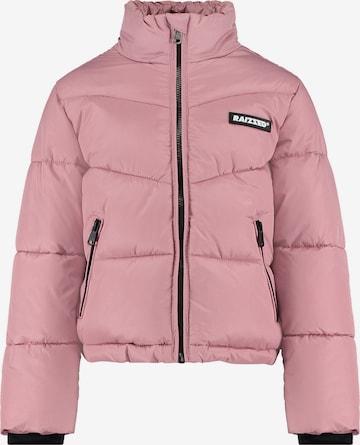 Veste mi-saison 'LIMA' Raizzed en rose