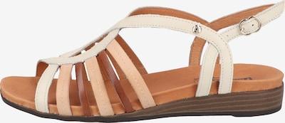PIKOLINOS Sandalen in weiß, Produktansicht