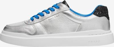 Cole Haan Court Sneaker 'GrandPrø Rally' in aqua / silber, Produktansicht