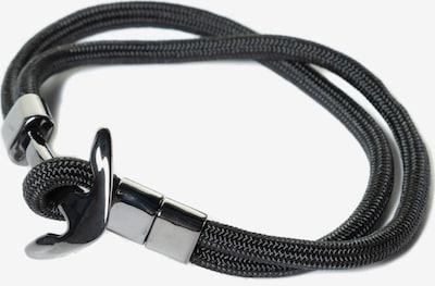 JP1880 Armband in schwarz, Produktansicht