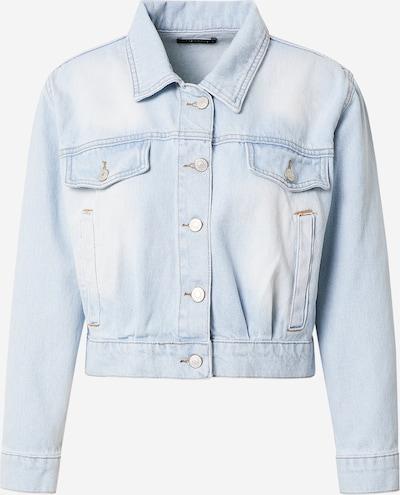 Trendyol Övergångsjacka i ljusblå: Sedd framifrån