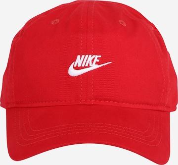 Nike Sportswear Καπέλο σε κόκκινο
