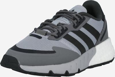 ADIDAS ORIGINALS Sneaker in hellgrau / schwarz, Produktansicht
