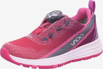 Vado Sneaker 'Sky' in dunkelgrau / pitaya / eosin / hellpink / weiß, Produktansicht