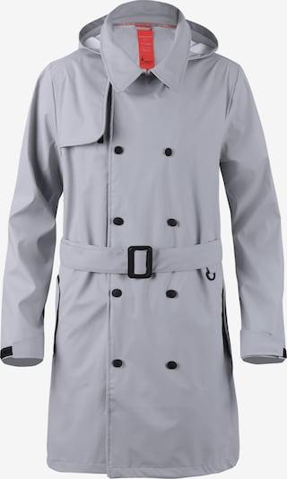 Dingy Rhythm Of The Rain Regenmantel Humphrey in grau, Produktansicht