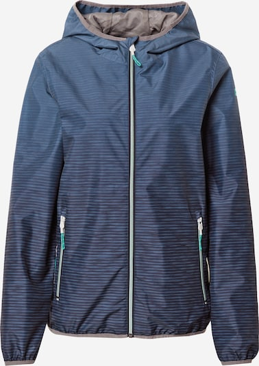 KILLTEC Outdoor jacket 'Trin' in navy / smoke blue, Item view