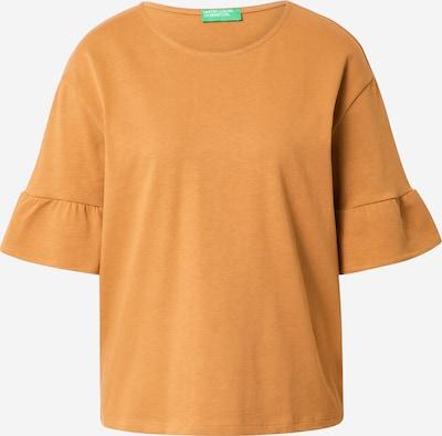 UNITED COLORS OF BENETTON T-Krekls, krāsa - karameļkrāsas, Preces skats
