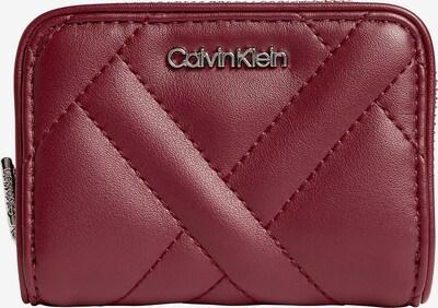 Calvin Klein Portemonnee in de kleur Rood, Productweergave