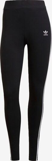 ADIDAS ORIGINALS Leggings in schwarz / weiß, Produktansicht